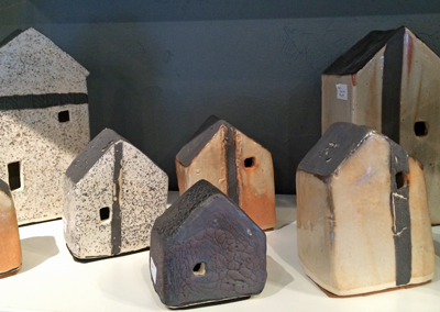 Cyndi Casemier's Little Houses
