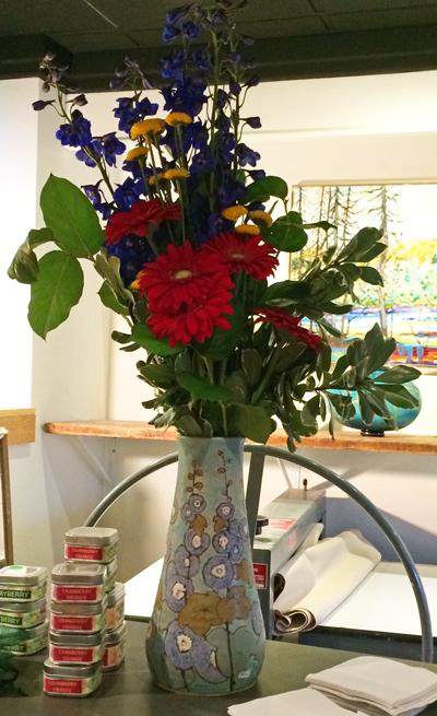 Maggie Bandstra vase