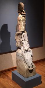 De Staebler sculpture