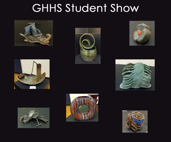 2014 GHHS Student Art Show