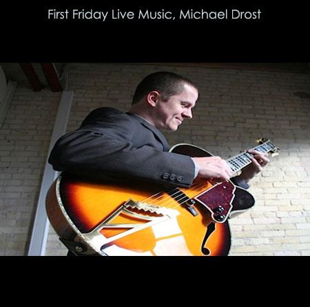Michael Drost musician
