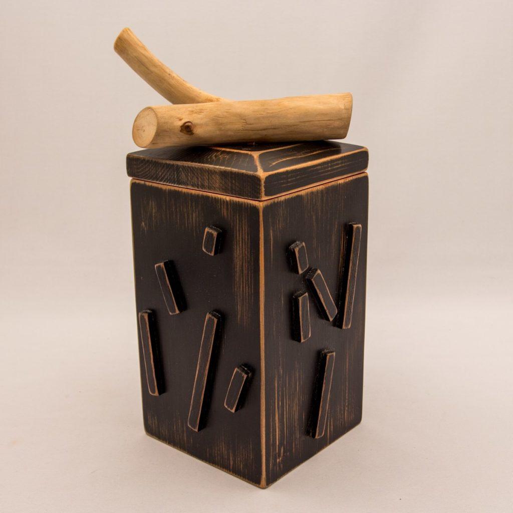 Lee Brown woodbox-brown-LB-91