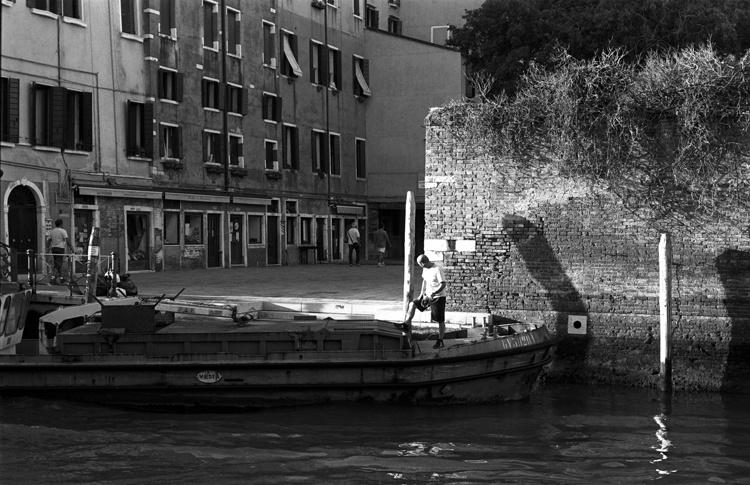 """Venice"", from Douglas Gilbert's ""Italian Light"" series."