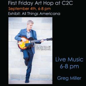 Greg miller, musician