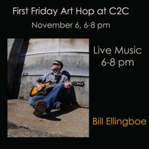 Bill Ellingboe musician