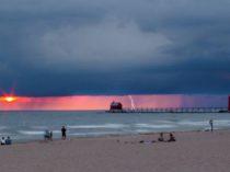 Electric Sunset Bob walma