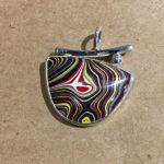 Sanford fordite pendant