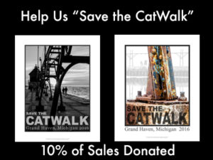 save the catwalk fundraising efforts