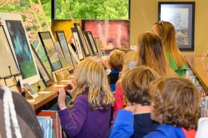 2014 4thgrade-artwalk
