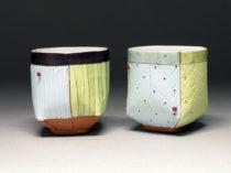 Liz Zlot Summerfield teabowls