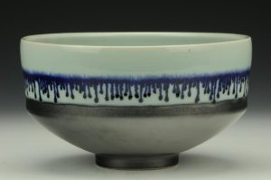 Porcelain bowl by Alex Thullen