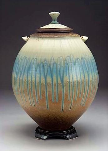 Richard Aerni Large Jar 5 by 7