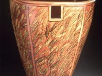 Kathi Jefferson tall bowl