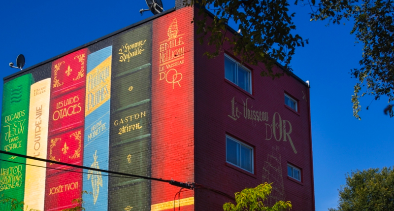 Street art by jason botkin for Air climatise mural montreal