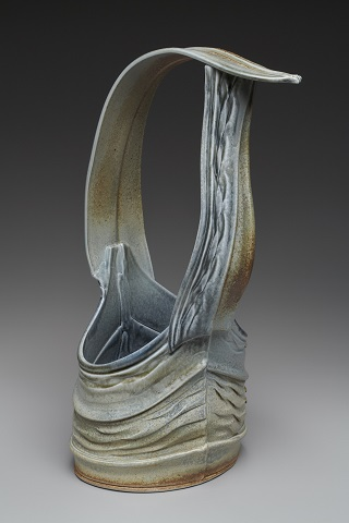 Ceramic Basket by Marion Angelica