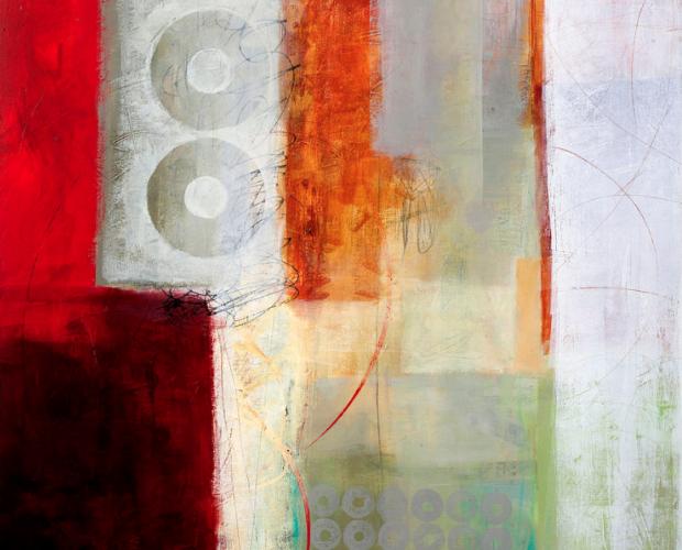 abstract painting Jane Davies