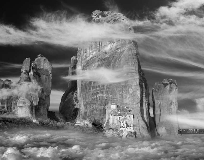 Meterora Monastery image by Monte Nagler