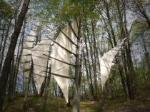 Michael McGillis Five Needles Sculpture