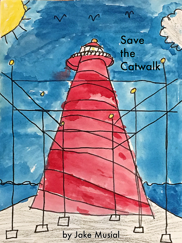 Save the Catwalk by Jake Musial