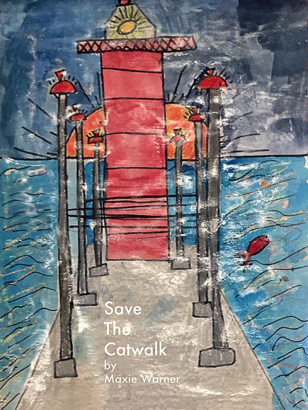 Save the Catwalk by Mazie Warner
