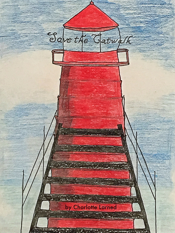 Save the Catwalk by Charlotte Larned