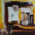 Abstract Painting by Cheryl Hillman