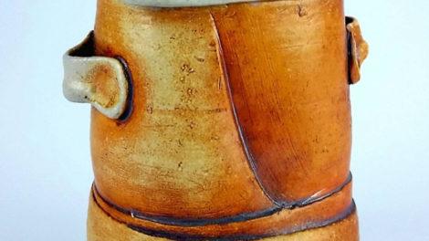 Soda Fired Jar by Aaron Moseley