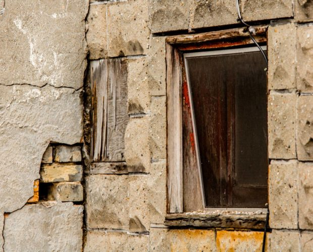 old window by Bob Walma