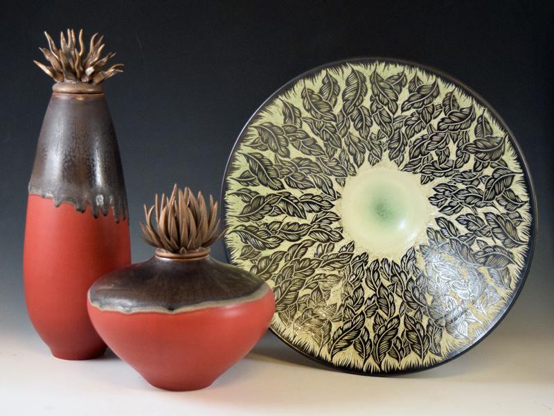 Natalie Blake Ceramic work