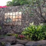 Installation of Natalie Blake tiles in Hawaii