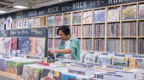 Vinyl Record sales forbes magazine