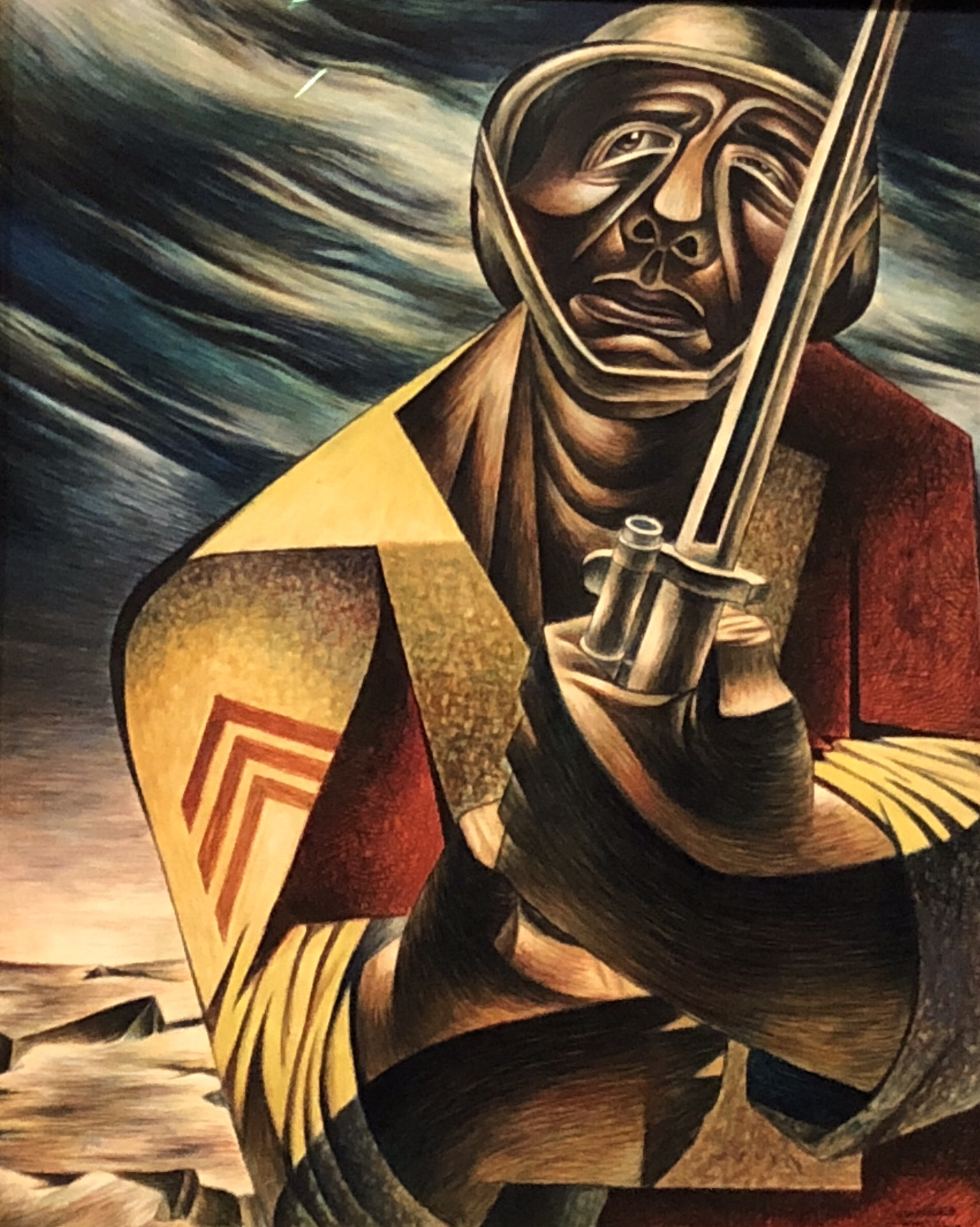 The Soldier by Charles White