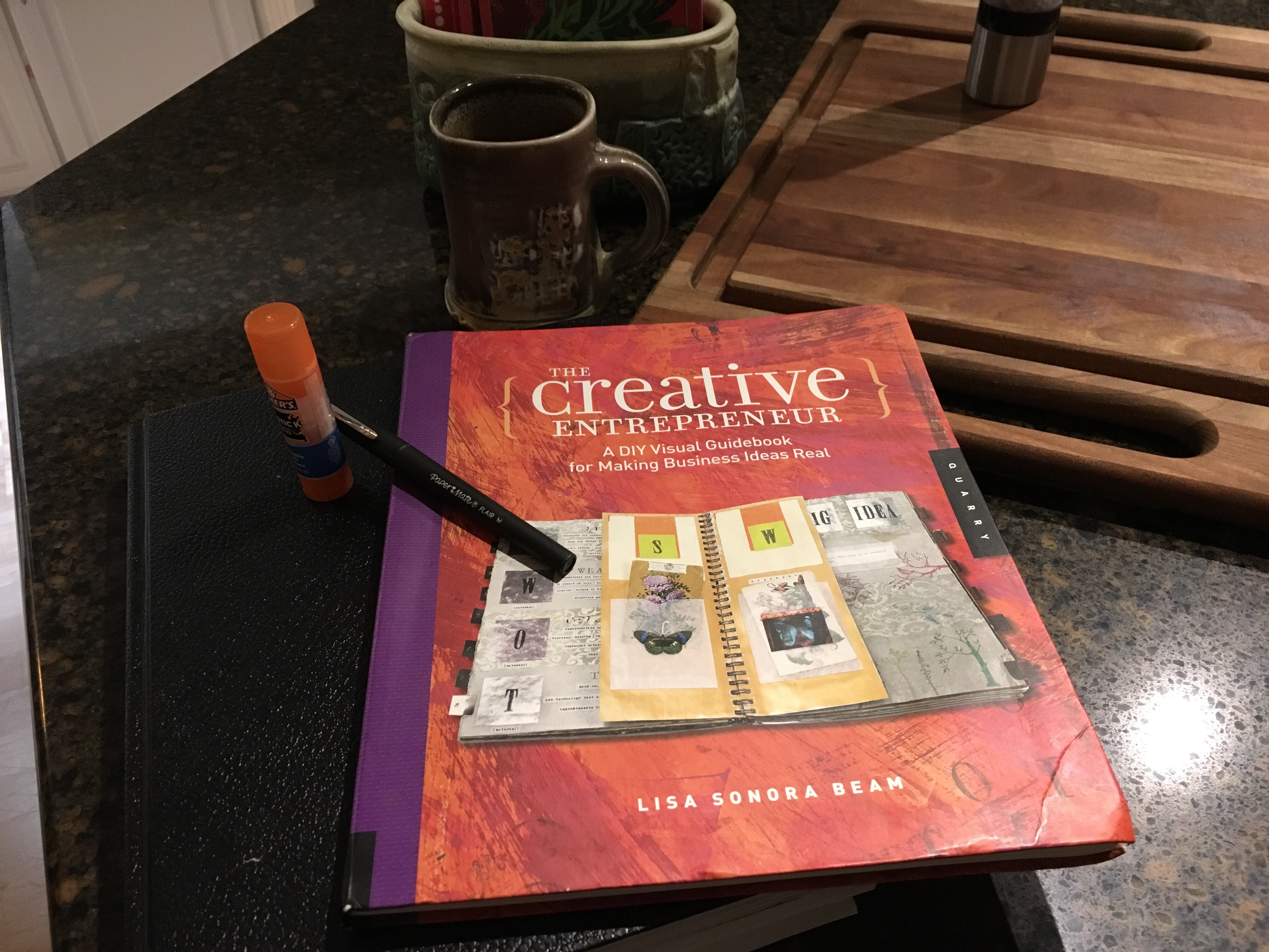 The creative entrepreneur by lisa Sonora beam