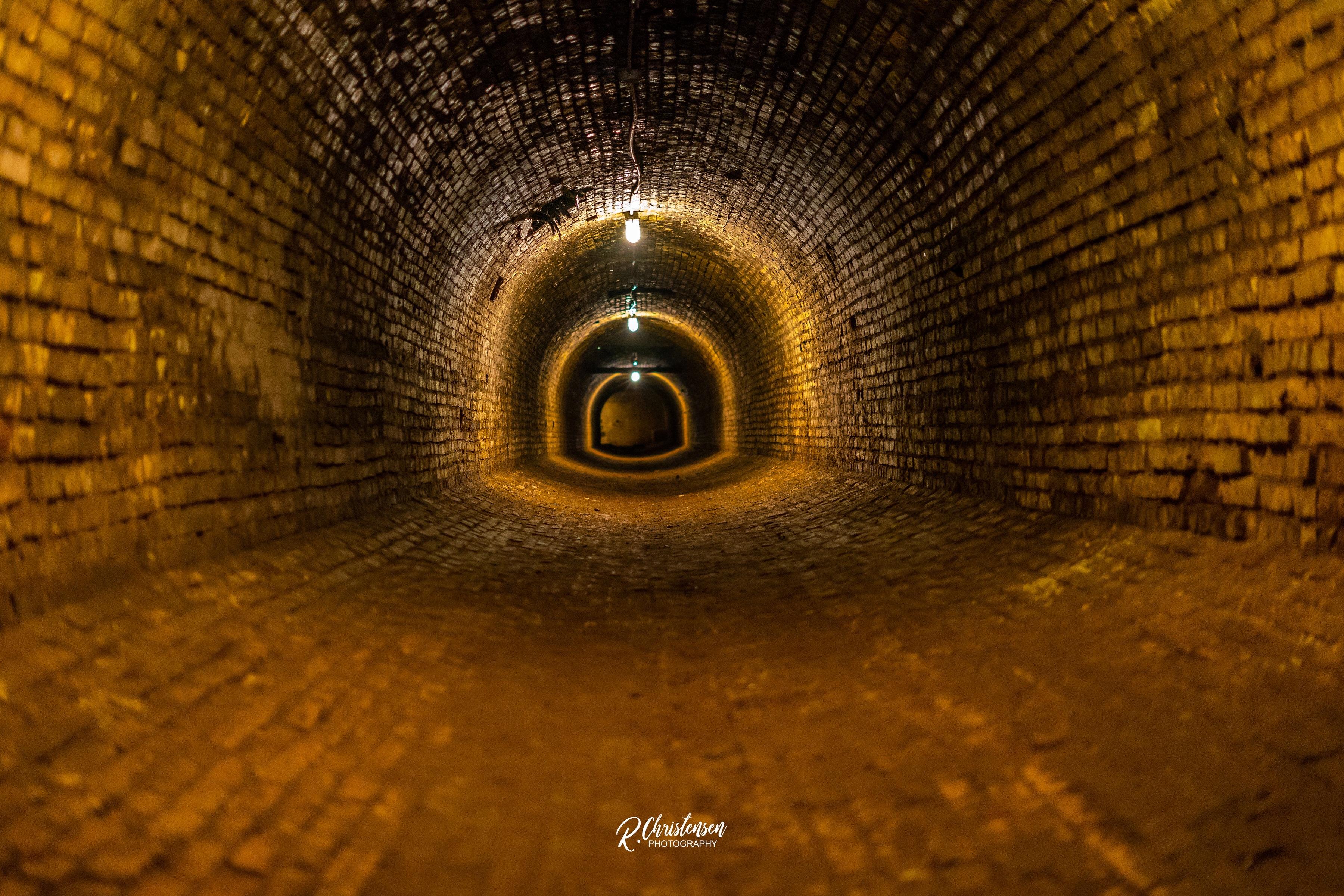 Brick arch photograph by Ryan Christensen